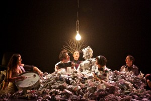 Solvo, show about Sustainability