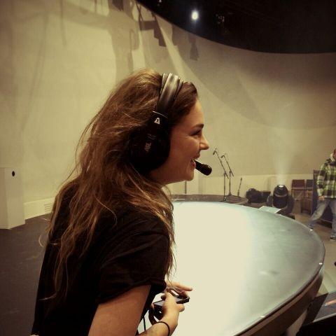 Aviva Kasteleyn - regie-assistent