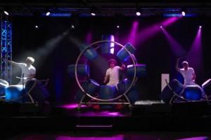 Drums Around! XL on tv