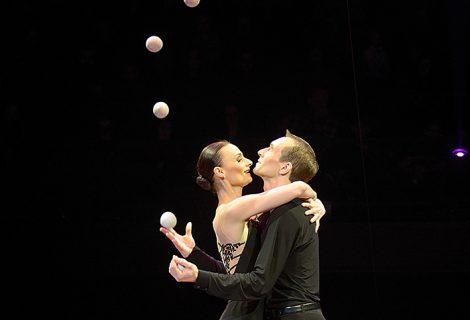 Tango Juggling