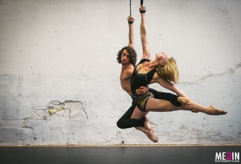 Duo Straps Act by Tarek & Kami-Lynne