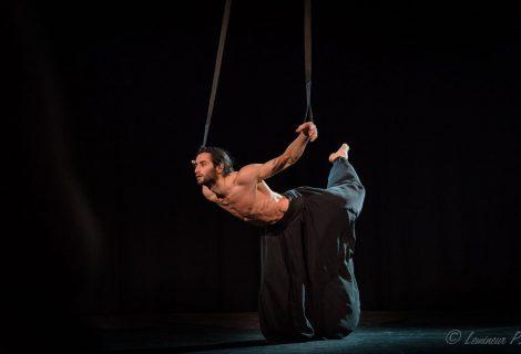 Aerial Straps door Tarek Rammo