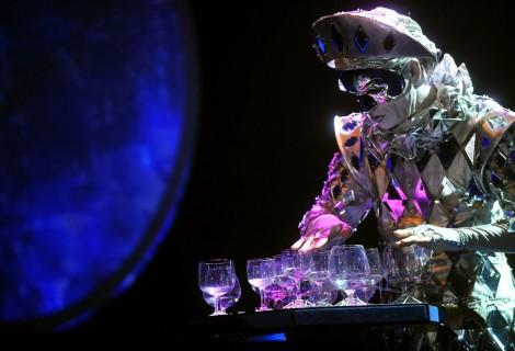 Kristalleon, the glass organ