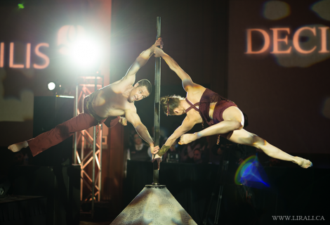 Double Low Pole act