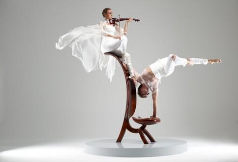 Duo Viola, poëtisch duet