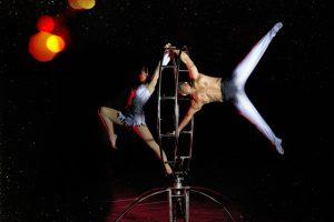 Nieuw bij KJTP Management: The Spinning Wheel