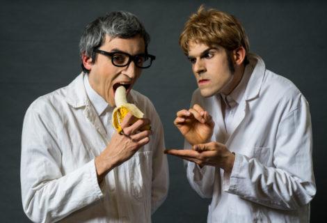 Duo Mimikry, Visual Comedy